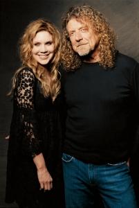 Alison Krauss, Robert Plant.