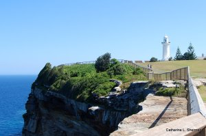 Macquarie Lighthouse.