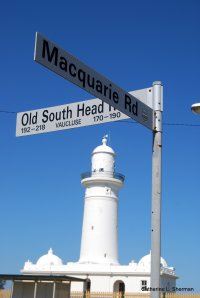 Old South Light Head.