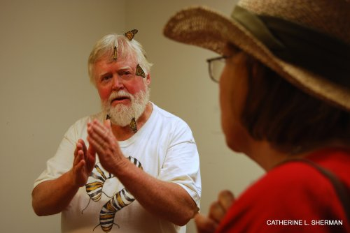 Chip Taylor discusses research into Monarch butterfly migration, which provides insights in a lot of areas of science, including genetics.