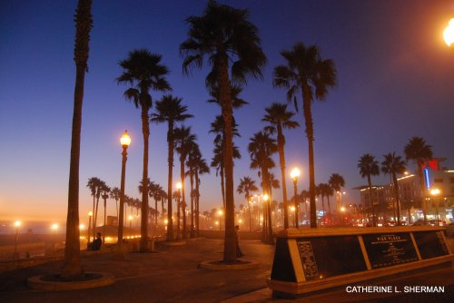 Pier Plaza in Huntington Beach.