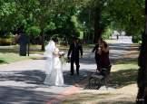 Bride in Melbourne