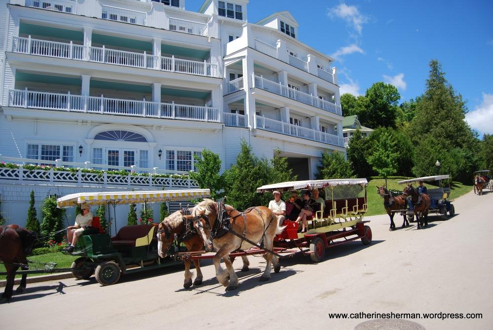Grand Hotel, Mackinac Island, Michigan (3/6)