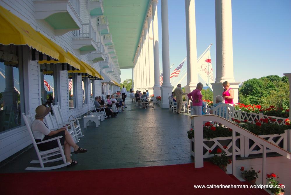 Grand Hotel, Mackinac Island, Michigan (5/6)