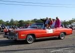 2011 President of the Strutters and family.  Strutters Keep the Parade Organized