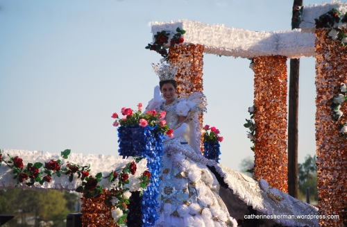 The 2011 Tyler, Texas, Rose Festival Queen.