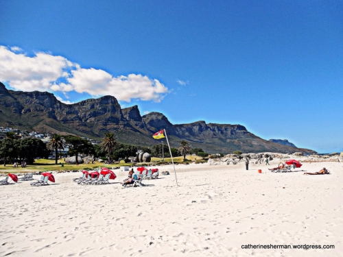 Camps Bay Beach, South Africa