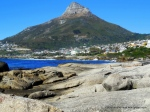 Lion's Head, Bakoven Beach, Camps Bay, South Africa