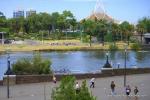 Yarra River, Melbourne, 01/21/09