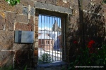 Ned Kelly Gate at the Old Melbourne Gaol