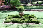 Knot Garden on the Azalea Trail