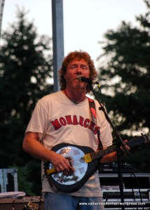 Sam Bush 2011, Olathe Free Summer Concert series.