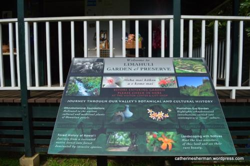 Limahuli Garden and Preserve in northern Kauai.