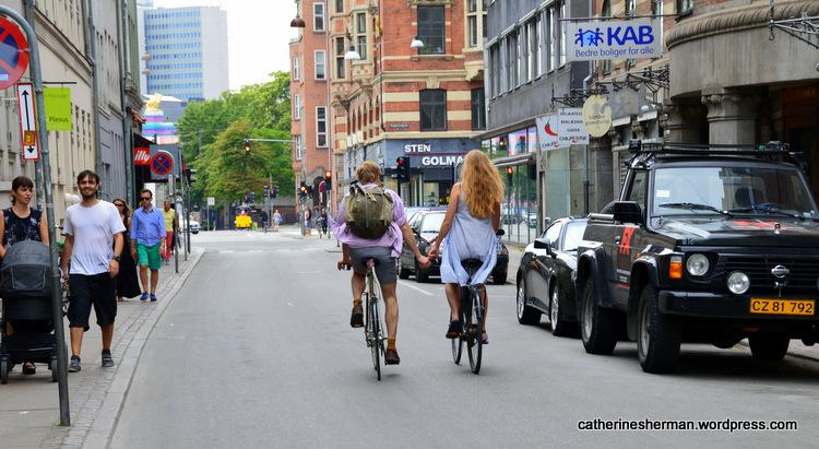 Cycling in Denmark (1/6)