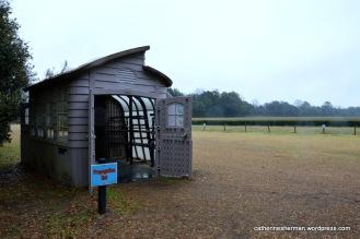 Propagation Hut at Charleston Tea Plantation