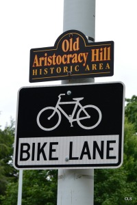 The Inn at 835 is in the Old Aristocracy Hill Historic Area.
