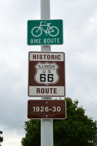 The Inn at 835 is on the historic Route 66.