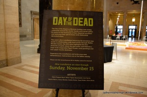 Day of the Dead at the Nelson Atkins