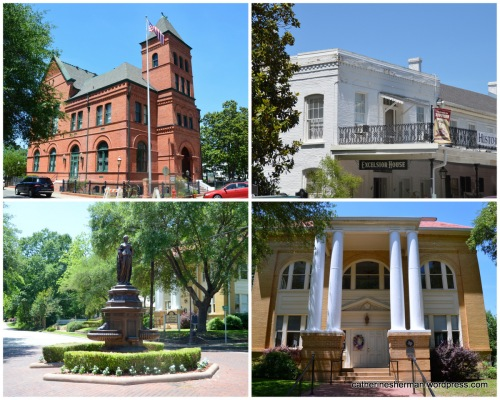 History is on Every Corner in Jefferson, Texas